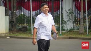 Politikus PSI Ditunjuk jadi Pendamping Sofyan Djalil