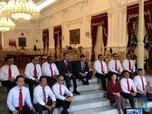 Cek di Sini! Profil Wakil Menteri Kabinet Indonesia Maju