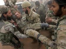 Dibombardir Israel, 12 Milisi Iran Tewas di Suriah