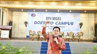 Mahasiswa Pontianak 'Serbu' BPH Migas Goes to Campus