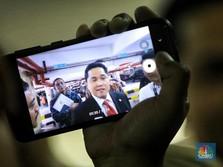 Candaan Erick Thohir yang Minta 5 Wakil Menteri
