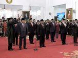 Lantik 12 Wakil Menteri, Masih Kurang Pak Jokowi?