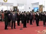 Catat! Ini Akun Twitter & IG Menteri dan Wakil Menteri Jokowi