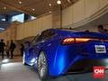 Toyota Indonesia Belum 'PD' Produksi Mobil Hidrogen