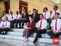 Jokowi Resmi Umumkan 12 Wakil Menteri Kabinet Indonesia Maju