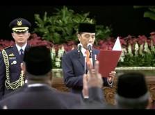 Resmi Dilantik Jokowi Ini Dia 12 Wamen Kabinet Indonesia Maju