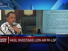 Ini Hasil Investigasi KNKT Terkait Kecelakaan Lion Air JT610