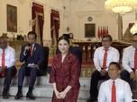 Angela Tanoesoedibjo Jadi Wamen, Saham Grup MNC Mulai Dilirik