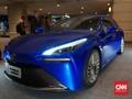 FOTO: Calon Wajah Baru Mobil Hidrogen Toyota