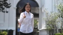 Jokowi Pilih Angela Tanoesoedibjo karena Pengalaman di Media