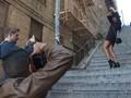 VIDEO: Tangga 'Joker' Dibanjiri Wisatawan