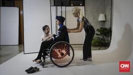 FOTO: Dunia Mode dan Pintu Terbuka untuk Kaum Disabilitas