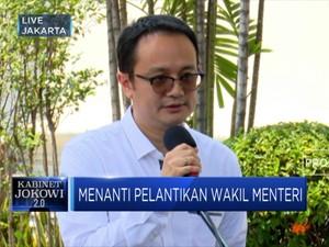 Politisi Jerry Sambuaga Temui Jokowi, Bakal Jadi Wamendag?