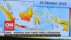 VIDEO: BMKG: Waspada Suhu Panas Pemicu Kebakaran