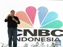 Para Pemenang CNBC Indonesia Golf Tournament 2019