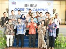 BPH Migas Kenalkan Hilirisasasi Migas ke Mahasiswa Pontianak