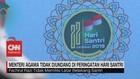 VIDEO: Menteri Agama Tidak Diundang di Peringatan Hari Santri