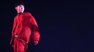 Lepas Wamil, G-Dragon Sukses Jual Sepatu Jutaan Won