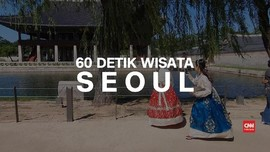 VIDEO: 60 Detik Wisata di Kota Seoul