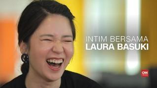 VIDEO: Cerita Laura Basuki Soal Cita-cita Jadi Kasir