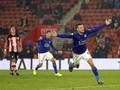 Top Skor Liga Inggris: Vardy Geser Aguero
