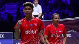 Praveen/Melati ke Babak Kedua Fuzhou Open 2019