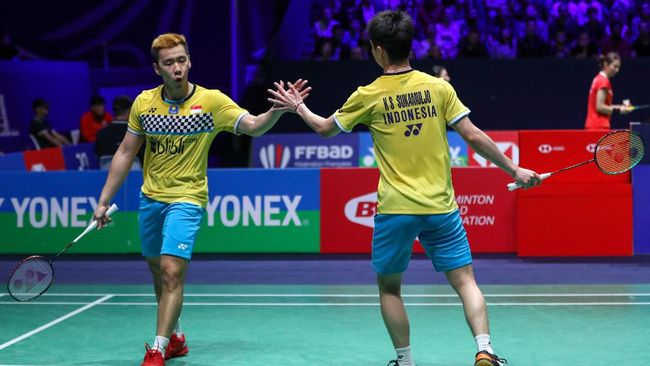 Indonesia Berpeluang Rebut Tiga Gelar di Final French Open