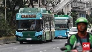 Bakrie: Lebih Baik Impor Bus Listrik daripada Rakit Lokal