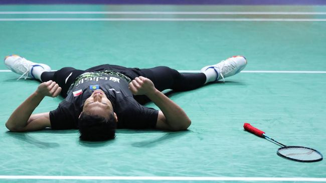 Jonatan Christie Gagal ke Semifinal BWF World Tour