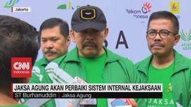 VIDEO: Jaksa Agung Akan Perbaiki Sistem Internal Kejaksaan