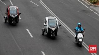 Pemerintah Ajak APM Soal Konversi Motor Bensin ke Listrik
