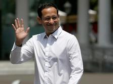 Pak Jokowi Mau Beri Mas Nadiem Makarim Wakil Menteri Nih?