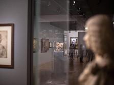 Lukisan Beruang Karya Leonardo da Vinci Dilelang Rp 238 M