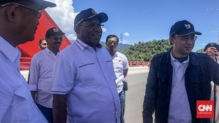 Staf Dipanah, PUPR Minta Oknum Tak Hambat Pembangunan Papua