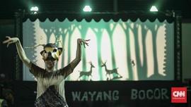 Menikmati Aksi Wayang dengan Bahasa Milenial