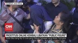 VIDEO: Finalis Putri Indonesia Terlibat Prostitusi Online