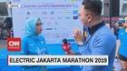 VIDEO: Electric Jakarta Marathon Ajang Promosi Eco Tourism