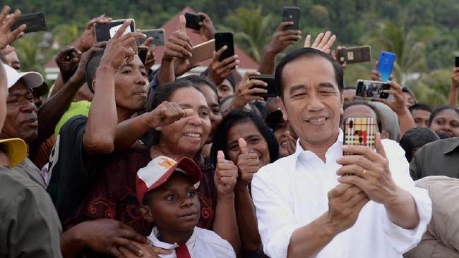 Jokowi Akui Progres Rumah Korban Gempa Palu Berjalan Lambat