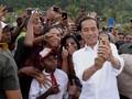 Jokowi: TNI-Polri Jamin Keamanan agar Ekonomi di Papua Normal