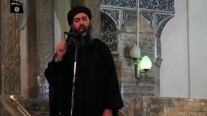 Gegara Celana Dalam, AS Temukan Lokasi Bos ISIS Baghdadi