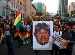 Morales Mundur dari Jabatan Presiden Bolivia