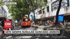 VIDEO: 1870 Gempa Susulan Guncang Ambon