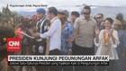 VIDEO: Pertama Kalinya, Jokowi Kunjungi Pegunungan Arfak