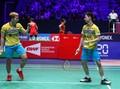 Rusuh Demo Hong Kong, Tim Badminton Indonesia Tetap Latihan