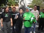 Driver Gojek Belitung Punya Kerjaan Baru: Tour Guide