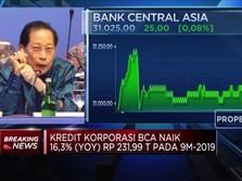 Soal Rencana Stock Split, Begini Jawaban Presdir BCA