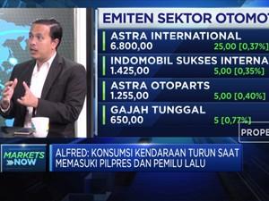 Analis: Pasar Tunda Pembelian,Kinerja Industri Otomotif Turun