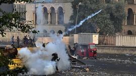 Aparat Irak Tembak Mati 40 Demonstran dalam Semalam