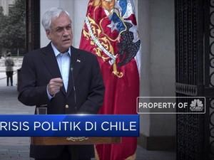 Presiden Chile Rombak Kabinet Setelah Demo Besar-Besaran