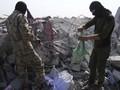 FOTO: Jejak Terakhir Abu Bakr al-Baghdadi